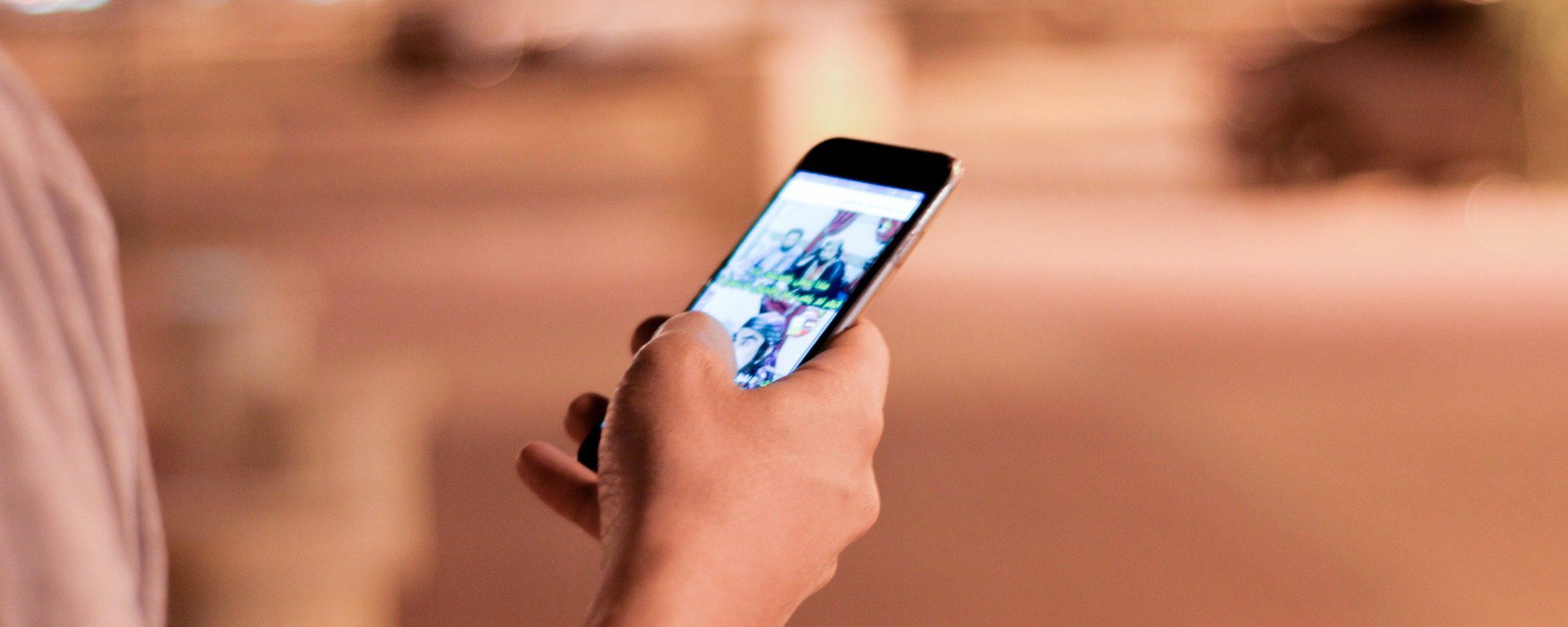 Un'app che analizza l'uso dello smartphone per studiare la salute mentale
