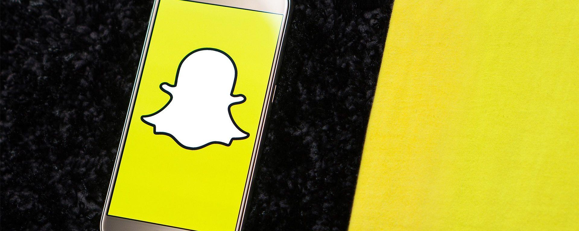 Snapchat: aumentano i ricavi pubblicitari ma gli utenti diminuiscono