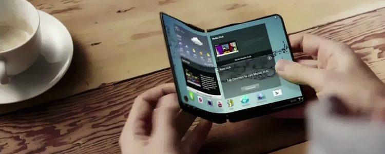 Nuove indiscrezioni sullo smartphone pieghevole di Samsung