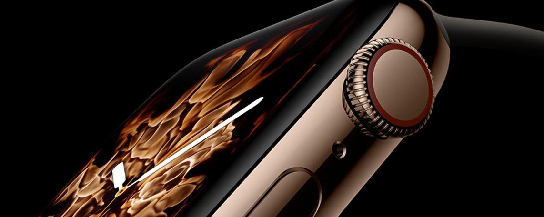 Il Watch 4 di Apple apre la strada ad una nuova portabilità del microcomputer
